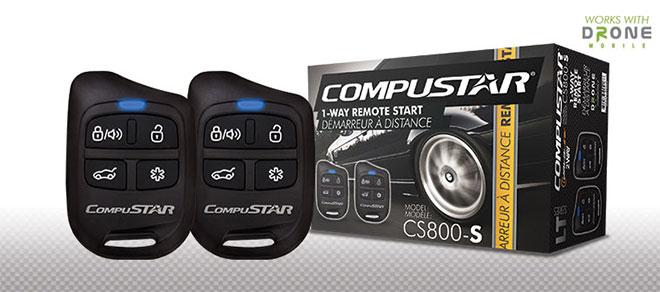 Compustar Remote Start Kansas City
